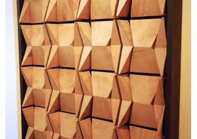 Matrix wall panel detail